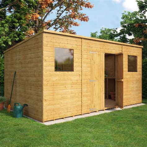 Types Of Garden Sheds