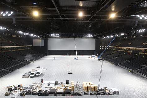 U Arena Photo Interieur