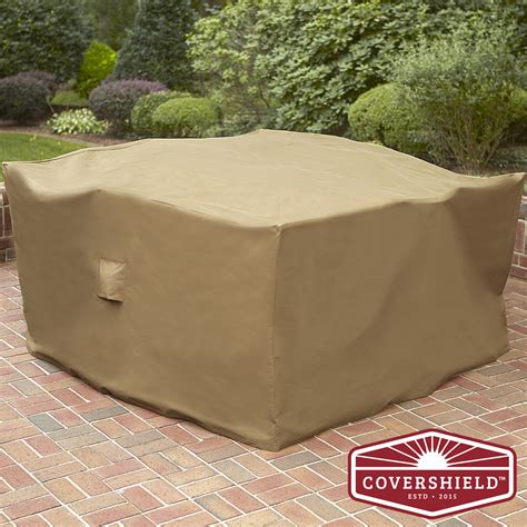 Ultimate Square Patio Dining Set Cover