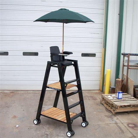 Umpire Chair Design