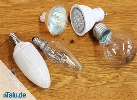 Umrechnung Energiesparlampe Normale Glühbirne