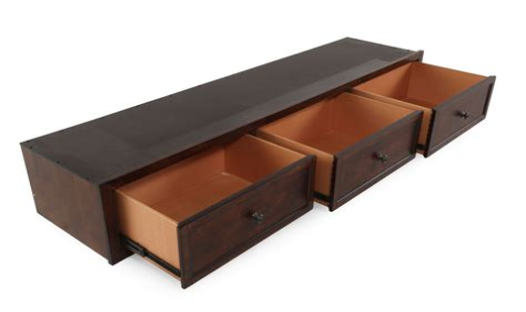 Underbed Dresser Wood
