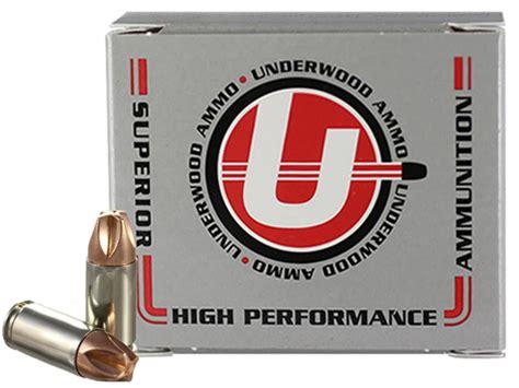 Ammunition Underwood Ammunition.