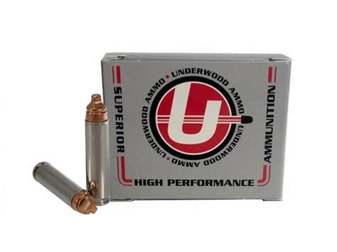 Ammunition Underwood Ammunition 30 Carbine 85 Grain Lehigh Xtreme Cavitator.