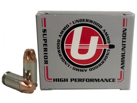 Ammunition Underwood Ammunition 380 Acp 90 Grain Lehigh Xtreme Penetrator.