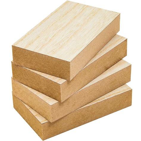 Unfinished Wood Blocks