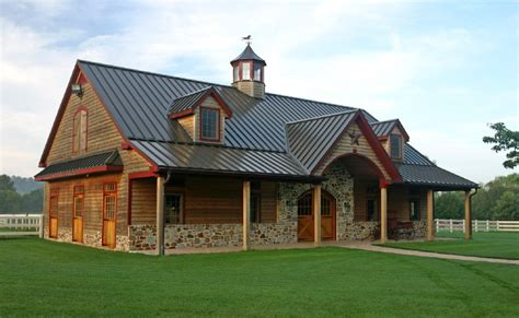 Unique Barn Plans