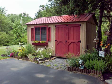 Unique Garden Sheds