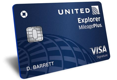 United Credit Card Earn Pqm United Airlines