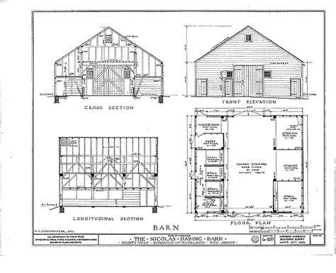 University Of Tennessee Barn Plans