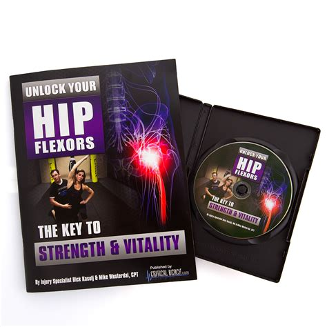 unlock your hip flexors amazon