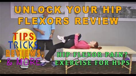 unlock your hip flexors youtube