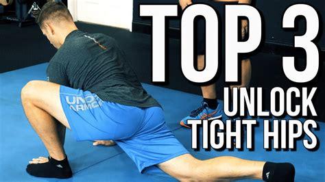 unlock your tight hip flexors