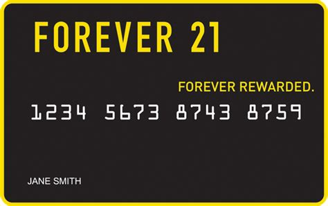 Unsolicited Credit Card Offers Australia Cardbenefit Forever 21