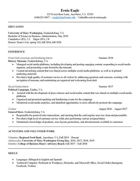 Unt Resume Book Nursing Resume Graduate