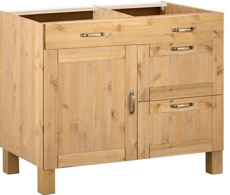 Unterschrank Küche Massivholz