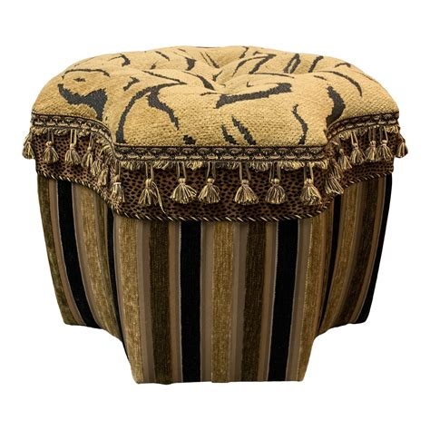 Unusual Ottoman Design