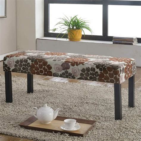 Upholstered Decorative Bench