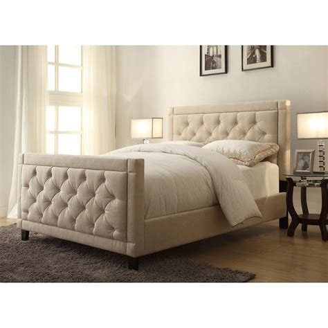 Upholstered Sleigh Headboard By Pri