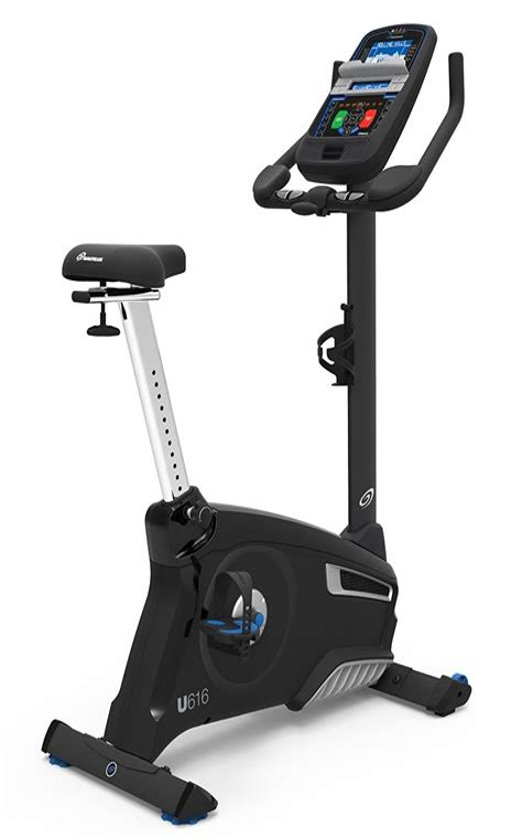 upright exercise bike reviews australia