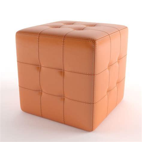 Urban Unity Dario Cube Ottoman