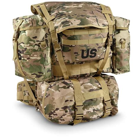 Army-Surplus Us Army Surplus Backpack.