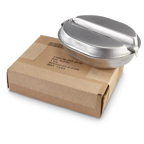 Army-Surplus Us Army Surplus Mess Kits