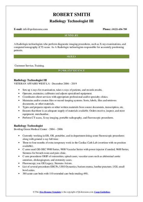 use star format to build strong resume x ray radiology resume resume writing tips