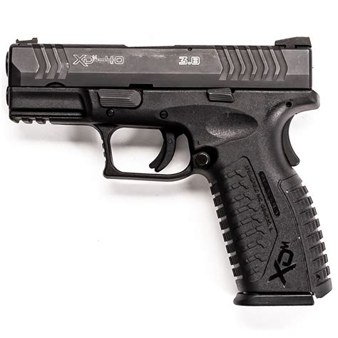 Vortex Used Springfield Armory Xdm 40 For Sale.