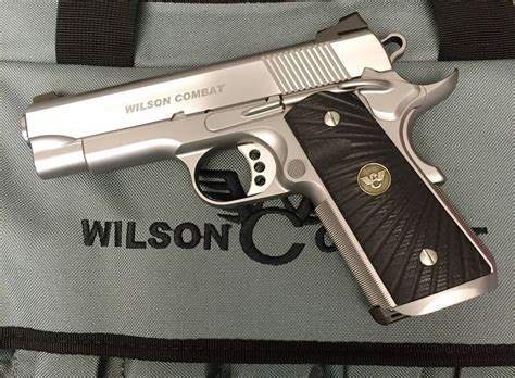 Wilson-Combat Used Wilson Combat Tactical Supergrade For Sale.
