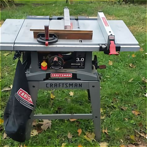 Used Craftsman Table Saw