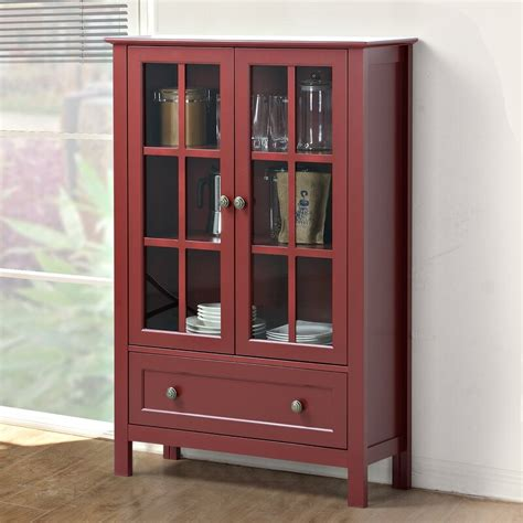 Valerie Tall Accent cabinet