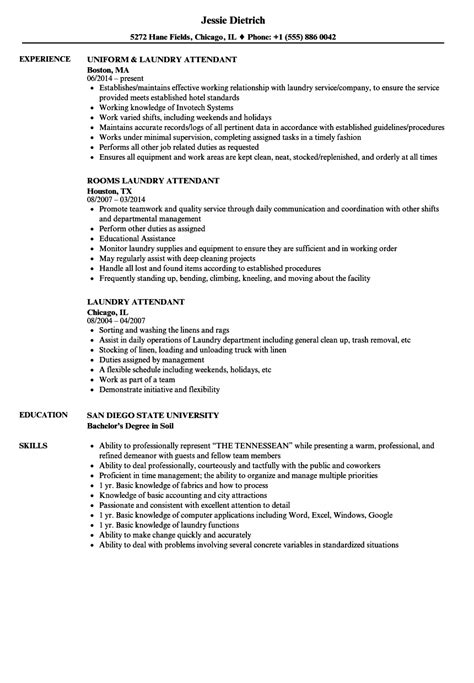 what is a valet attendant resumes - Valet Parking Resume Sample