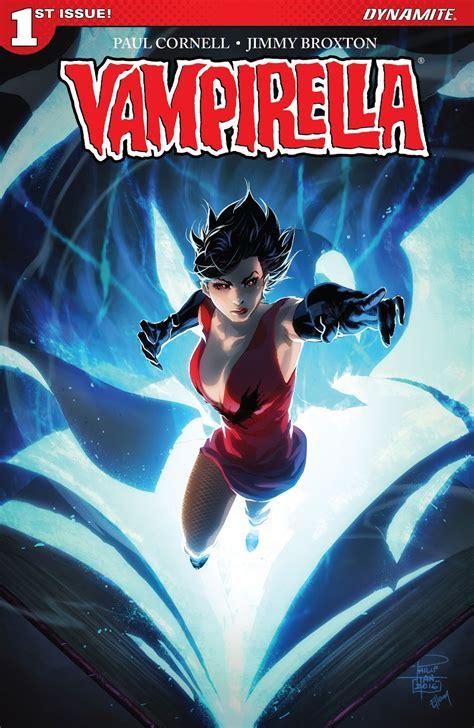 Read Books Vampirella Online