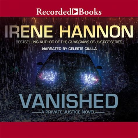 Read Books Vanished (Private Justice, #1) Online
