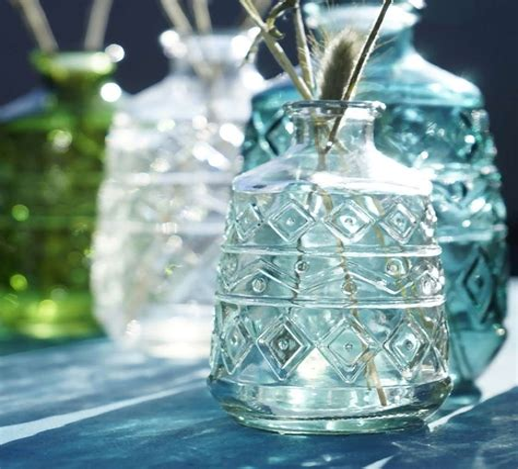 Vasen Set Glas