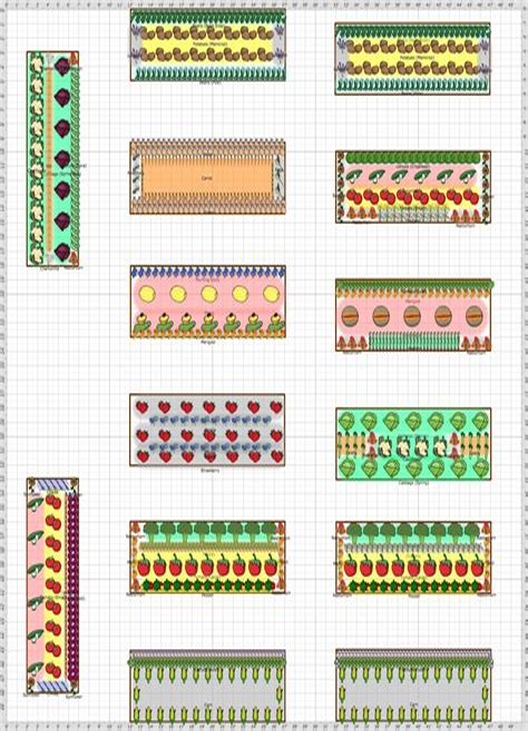 Vegetable Bed Plans