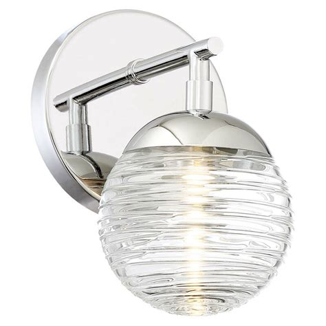 Vemo 1-Light LED Bath Sconce