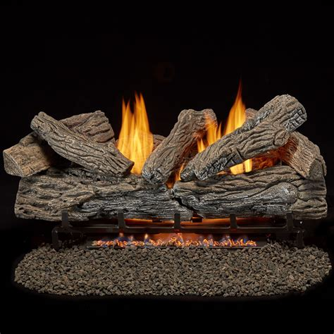 Vent Free Natural Gas/Propane Logs
