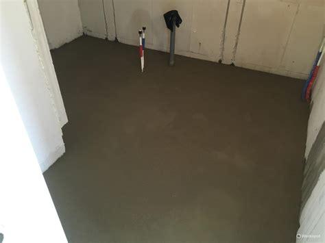 Verhouding Zand Cement Vloer
