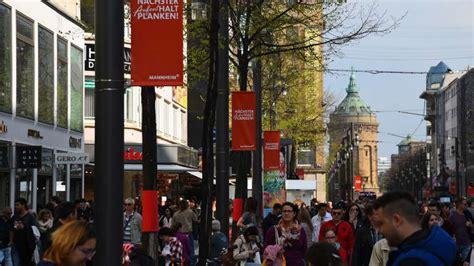 Verkaufsoffener Sonntag Mannheim