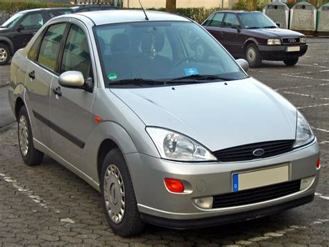 Verlichting Ford Focus 1999