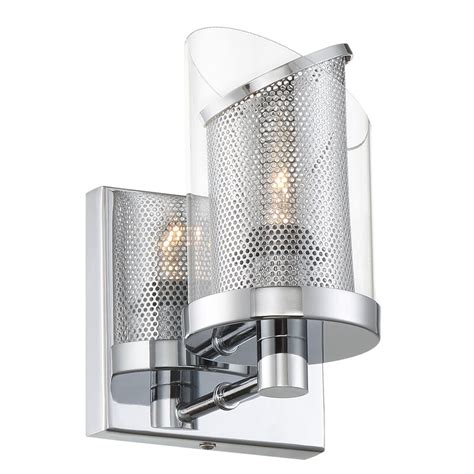 Vicenta 1-Light Bath Sconce