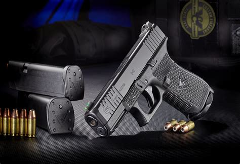 Glock-19 Vickers Glock 19 Gen 5 Review.