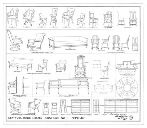 Victorian Furniture Plans