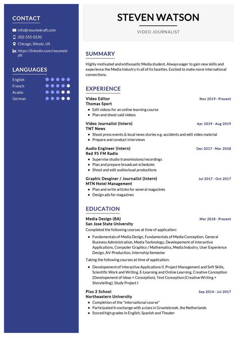 youtube resume graduate student resumes highlighting an academic