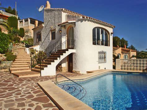 Villas Costa Blanca Met Prive Zwembad