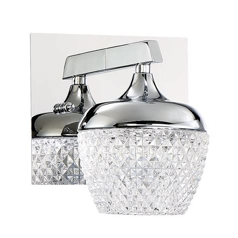 Villegas 1-Light LED Bath Sconce