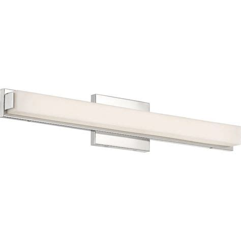 Villicana 1-Light LED Bath Bar