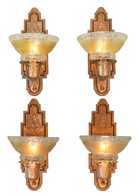 Vintage Lighting Lamps Chandeliers  Sconces.